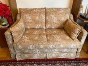 Couch 2 Sitzer Schlafcouch Schlafsofa