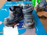 Winterstiefel grösse 22