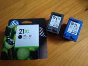 Druckerpatrone HP XL 21 schwarz