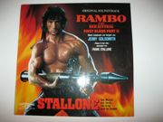 Filmmusik Soundtrack Rambo 1 -3