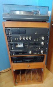 Telefunken HiFi-Turm TOP Vintage mit