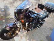 Kawasaki ZRX 1100 aus Nachlass