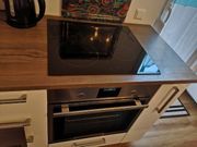 Neuwertige Küche inklusive Küchengeräte