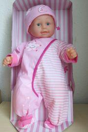 Babypuppe neu und originalverpackt