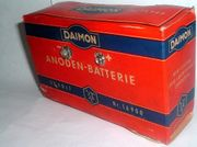 Anoden-Batterie Nr 16900 aus alten