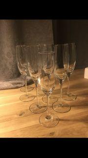 Sektgläser Sektflöte Sektglas Sektflöten Champagnerglas