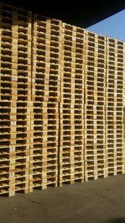 Ankauf von ihren Leerpaletten Holzpaletten