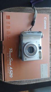 Canon Fotoapparat Digital