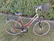 Fahrrad 28 Zoll Damen Citybike