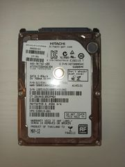 500GB Hitachi 5K750-500 HTS547550A9E384 8MB