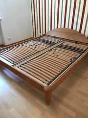 Bett Schlafzimmer aus Holz Neufahrn