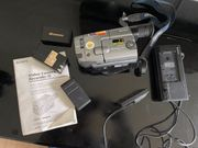 3 gebrauchte Video-8-Kameras Handycams