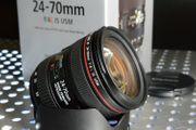 Canon EF 24-70 mm F4