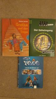 Bücher Kinderbücher Lesealter 8 - 12