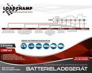 Loadchamp Automatik Ladegerät 7A 12V