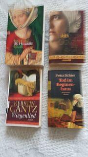 4 fesselnde historische Romane von