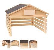 NEU Garage Häuschen aus Holz