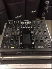 Pioneer DJM 2000 Professionelles