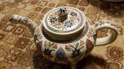 Keramik Tee Kanne