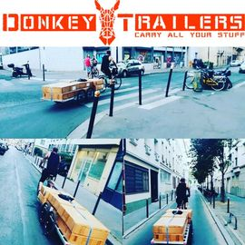 Bild 4 - Grosse Cargo Bike Trailer - Aachen Autobahn-Nord Gzg