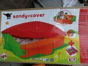 BIG Sandkasten Sandy Cover NEU