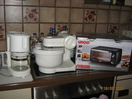 Haushaltsgeräte, Hausrat, alles Sonstige - Haushaltskleingeräte