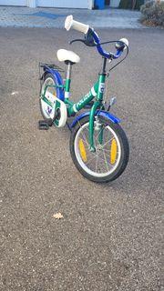 Kinderfahrrad und Laufrad Fahrrad Kinderlaufrad