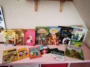 verschiede Bücher für Kinder