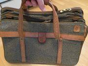 Hartman Tweed Reisetasche in sehr