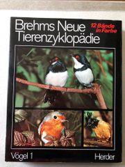 Brehms Neue Tierenzyklopädie 12 Bände