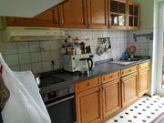 Küche in einem guten Zustand