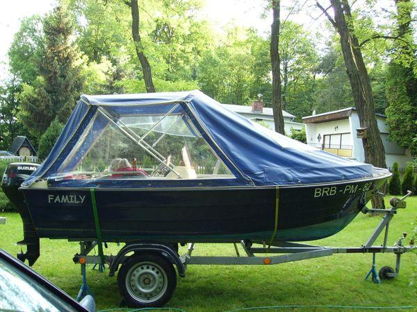 MM 420 - offenes Motorboot