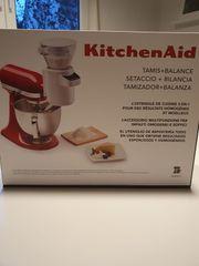 KitchenAid Küchenmaschinenzubehör Sieb mit digitaler
