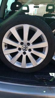 17 Zoll VW felgen