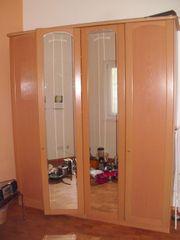Schrank mit Spiegeln 200cm
