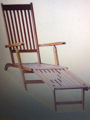 2x Gartenliege Relaxliege Gartenstuhl Deckchair