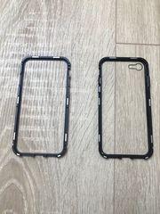 I-Phone Hülle mit hinterer Scheibe