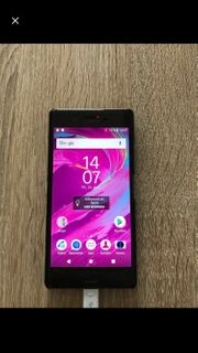 Sony Xperia offen