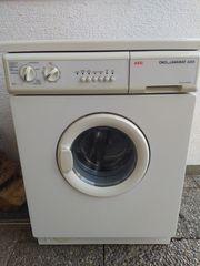 AEG Waschmaschine zu verschenken