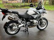BMW R 1200 GS Motorrad