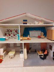 Puppenhaus aus den 70ern Haus