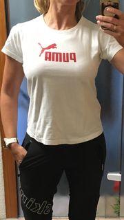 puma Trainingsshirt Logo Print