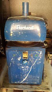 Brötchenpresse Teigmaschine Eberhardt