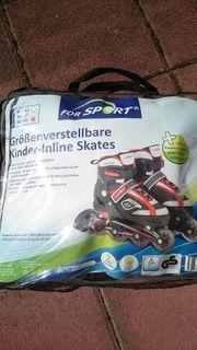 Verkaufe Kinder Inline Skates größenverstellbar