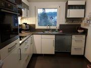 Hochwertige Nolte Einbauküche Küche muss