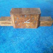 Büffet-Uhr antik