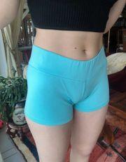 Hot Pants Blau Gr S