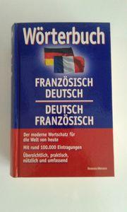 Französisch-Deutsch Deutsch-Französisch Wörterbuch