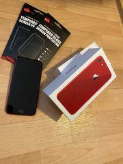 I Phone 8 red 256GB
