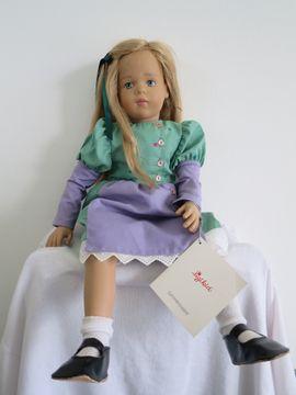 Puppen - Puppe sigikid Cordelia limitiert mit